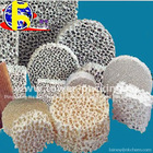 High corrosion resistant industrial ceramic foam filters