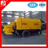 2012 hot selling economic type concrete pumping machine