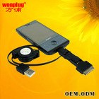 USB Charger for iPhone 5/factory direct selling