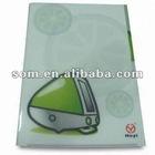 nice cartoon pattern document folders