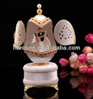 music box dancing doll for wedding gift