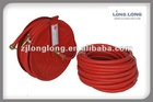 2012 Fire Hose Reel--red or black--rubber PVC or PVE