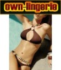 ladies fashion bikini swimwear w2008