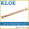 Copper corrugated connector&water heater connector&water heater tube