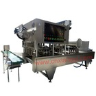 PLC control XBG60-4 Jelly cup filling machine