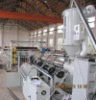 HDPE sheet or board making machine