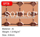 new design spangle metallic cloth