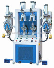 hot & cold back part moulding machine with two Air-Bag