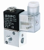 Mini valve and pneumatic componen/airtac solenoid valve 3V1