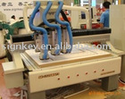 Wood working planer machine
