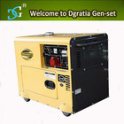 High quality low price for agent 5KVA small diesel generator