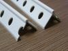 PVC plastering profiles