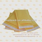 Yellow paper composite bubble envelope