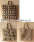 cotton canvas reusable handbag