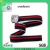 custom fashion polyester waistband/belt wholesale