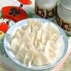 chives&beanthreads dumplings