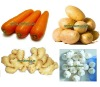 Chinese fresh vegetable carrot
