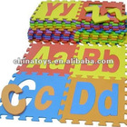 Children Alphabet Foam Puzzle Play Mats