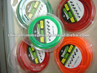 Nylon trimmer line with blister package