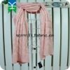 pink winter fashion knitted scarf