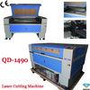 cnc co2 laser cutting wood machine 1490 wood laser cutting machine / wood laser cutting machine