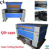 cnc co2 laser cutting wood machine 1490 wood laser cutting machine / wood laser cutting machine