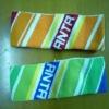 Jacquard Slanted Stripes Headband