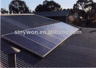 220W Polycrystal Solar Panel with TUV/CE/IEC