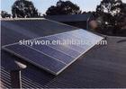 220W Polycrystal Solar Panel with TUV/CE/IEC