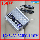 150W 12VDC To 220Vac Power Inverter