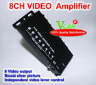 2011 Hot sale video amplifier car