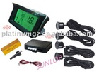 wireless LCD ,parking system WRD-N058C4