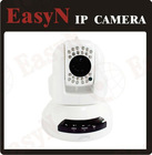 small wireless H.264 Mobile View Security System Speed Dome PTZ home secuirty camera 10X Optical Zooming ip wifi