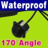 170 degree Car Rearview Waterproof Back up Camera 480TVL P121