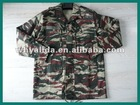 All-cotton Woodland Camouflage Army Military new color F1 uniform