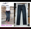 2012 hot sale jeans woman trousers (GPF111204)