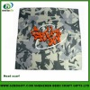 sublimation printed kerchief for promotion
