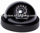 CCTV IR Dome Camera with CCD sensor