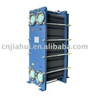 260 square meter spiral heat exchanger