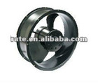 Industrial Electric AC Axial Cooling Fans 254*89mm