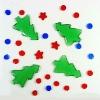 Holiday Decal Christmas Window Sticker