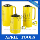 Single acting hollow plunger cylinder RCH Series
