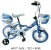 14-inch Lovely Kid's Bicycle