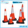 S-1217 with reflective tape Road safety cone