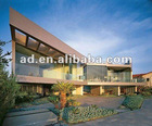Light steel house,two story villa,villa house,prefabricated villa,prefab house