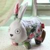 2012 fashion funny Rabbit design cotton fabric toilet tissue cover