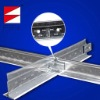 Hot-dipped Galvanized T-bars/T-grids BXT38/32