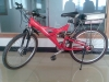 e-bike with double hub motor