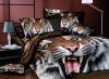 Fashion 100% polyester printed beding set