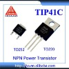 TIP41C TIP41 NPN Power Switching Transistor IC